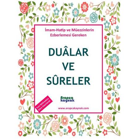 Dualar ve Sûreler